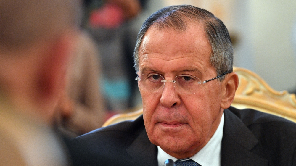 Lavrov advises straight talks, GCC unity in the middle of Gulf situation -Aljazeera com