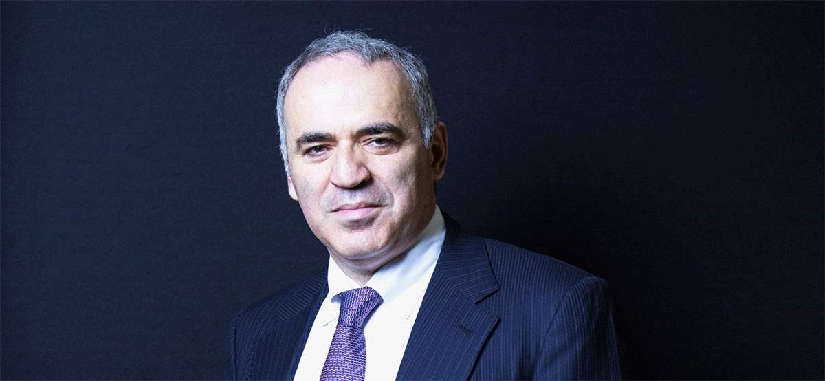 Garry Kasparov: Assad absolute Putin merit each and every different