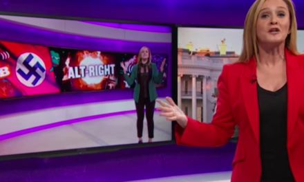 Samantha Bee Rips Apart Trump's Rumored Cabinet Choices