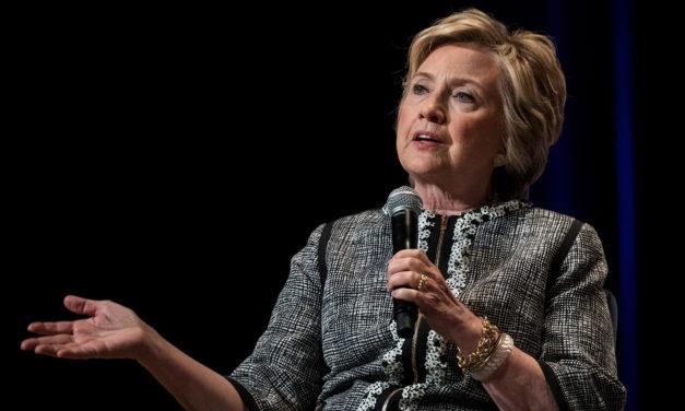 Clinton calls TrumpJr' s description of Russia conference' a ridiculous lie' – Politico