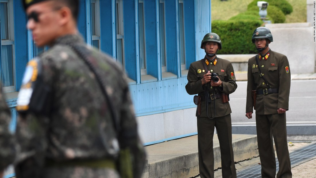 Beyond the intense terms, United States silently looks for diplomacy with North Korea
