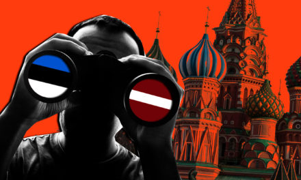 Russias Fear Abroad: The Baltics Try en route to Wall Out Russian Agents, But Moscows Message Still Comes Through
