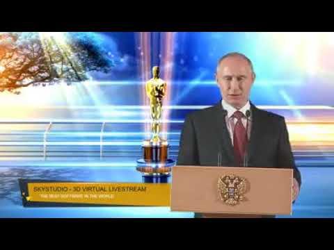 Tổng Th ống Nga Putin Nói gì về skystudio của Richdad Lộc