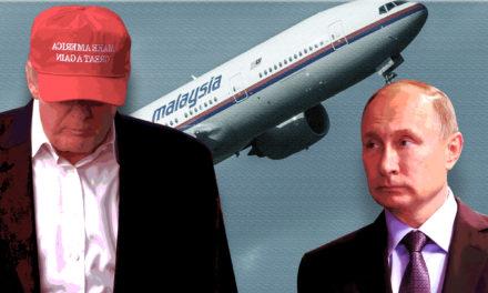 Before Putin Helped Trump, He Murdered 300 in the Sky