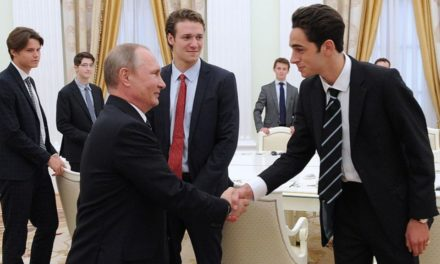 Eton children committed exclusive target market with Vladimir Putin – BBC News