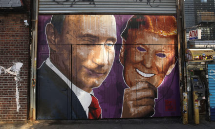 Putin Adviser: Hes a More Powerful Alpha Male Than Trump