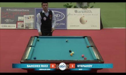 Kremlin Cup 10- round 2017 Stepanov Konstantin v Sanchez Ruiz Francisco