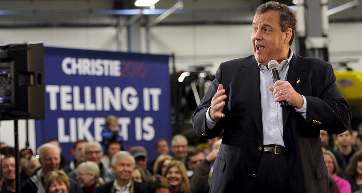 Chris Christie, an increasing celebrity in GOP battles, wishes pressure awakens New Hampshire