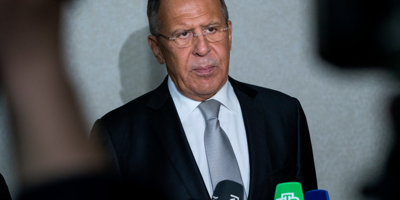 Lavrov clues Russia, elitist.S.' banty as tat' may just goal | The Sumter Item – Sumter Item