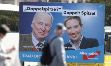 With Germany's Election Around The Corner, What's Putin's Play? – NPR