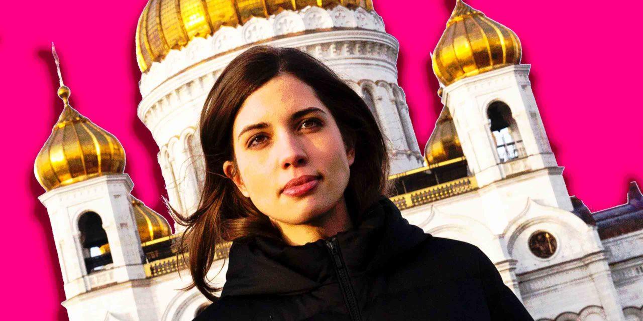 Pussy Riots Nadya: Putin Not Virtually as Powerful as American Media Portrays Him