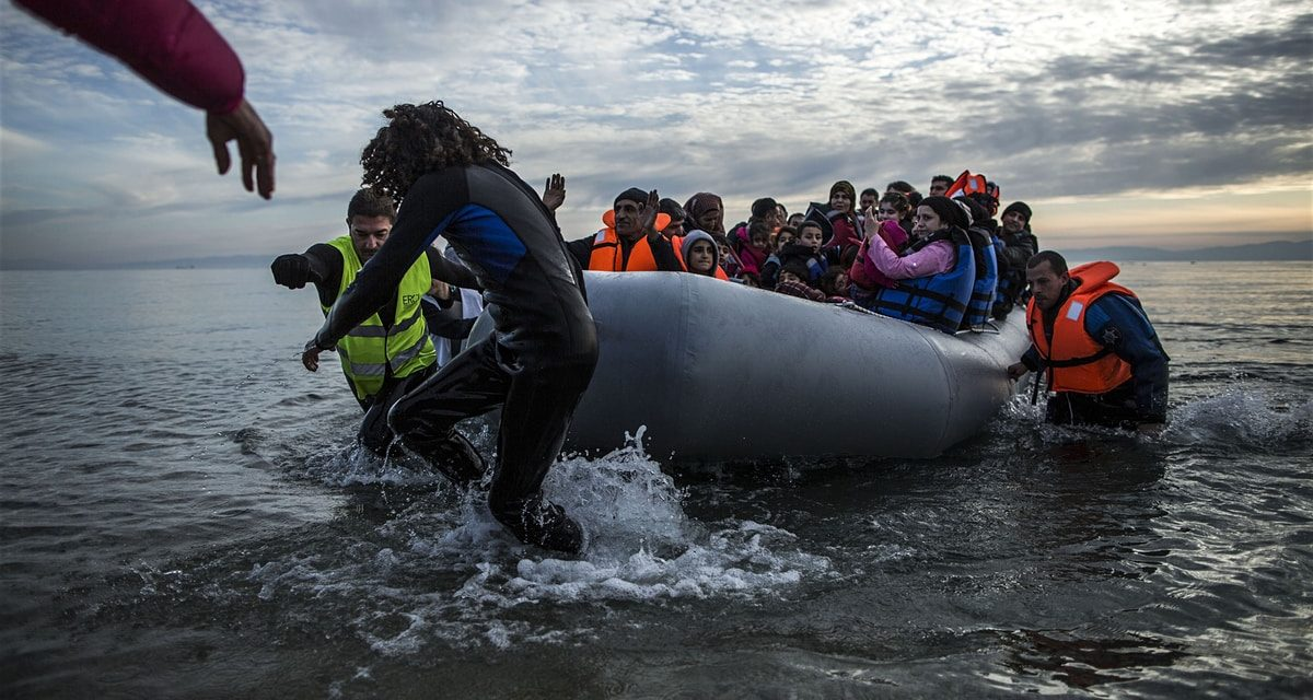 Refugee arrivals in Greece exceed 100,000in much less compared to 2 months