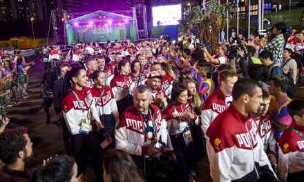 70 Percent Of Russian Team Cleared For Olympics After Doping Ban