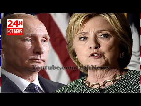Hillary Loses It, Shrieks About What Putin Did to Her in Private