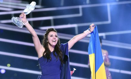 Rage in Moscow, delight in Kiev, after Ukraine's Eurovision victory