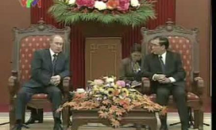 Thời Sự 2006 – Putin thăm Việt Nam [ Bản Hiếm ]
