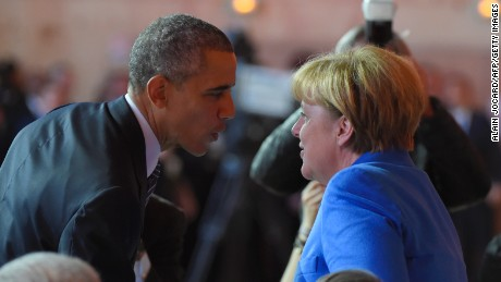 How Obama shed Europe
