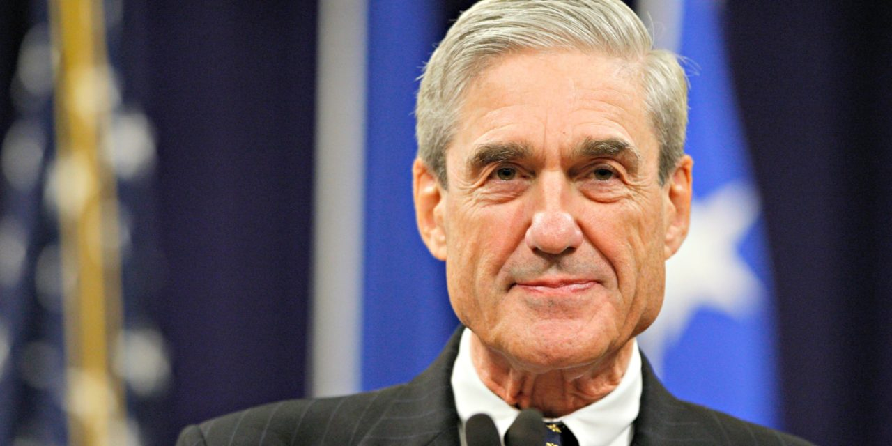 Mueller Impanels D.C. Grand Jury in Russia Probe