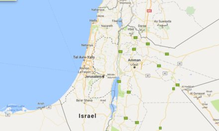Palestine isn't really on Google's map and also individuals typically aren't satisfied