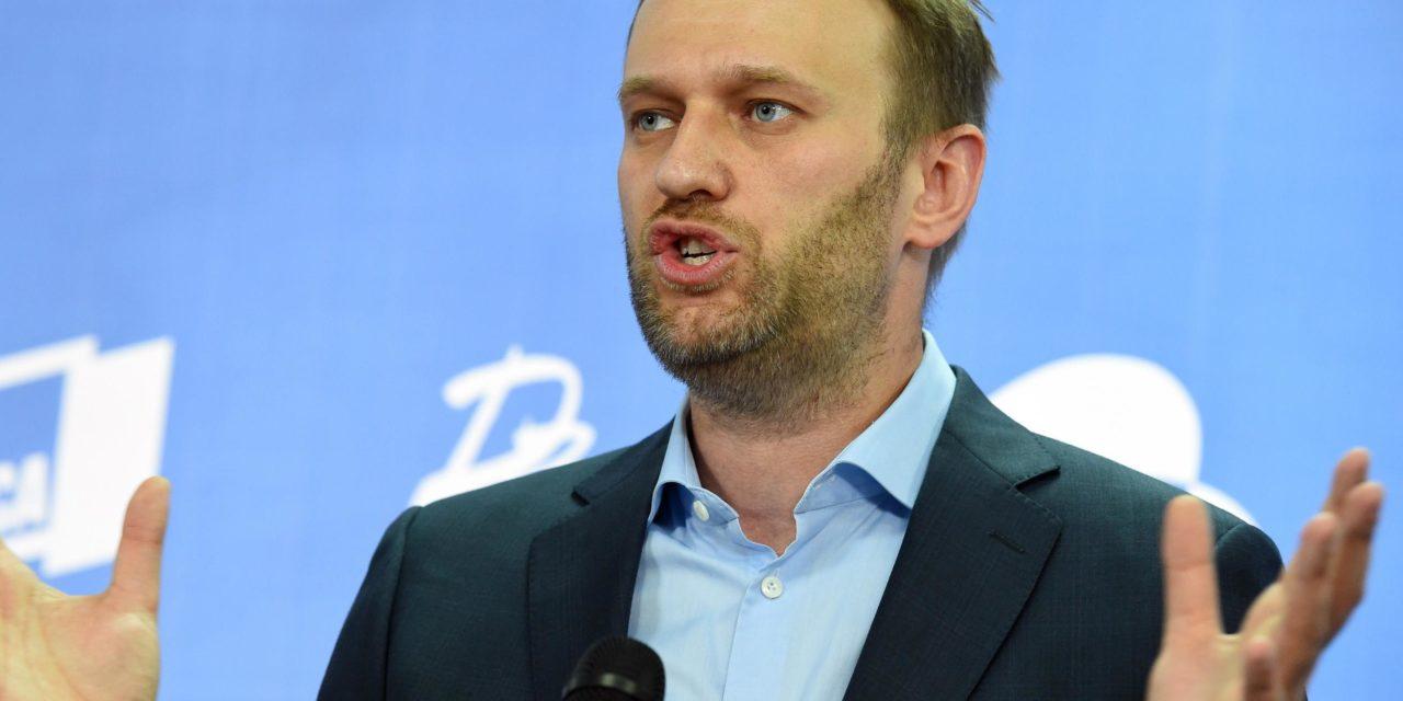 Prominent Putin aficionado Alexei Navalny backward accidental savour as far as adverse … – The Independent