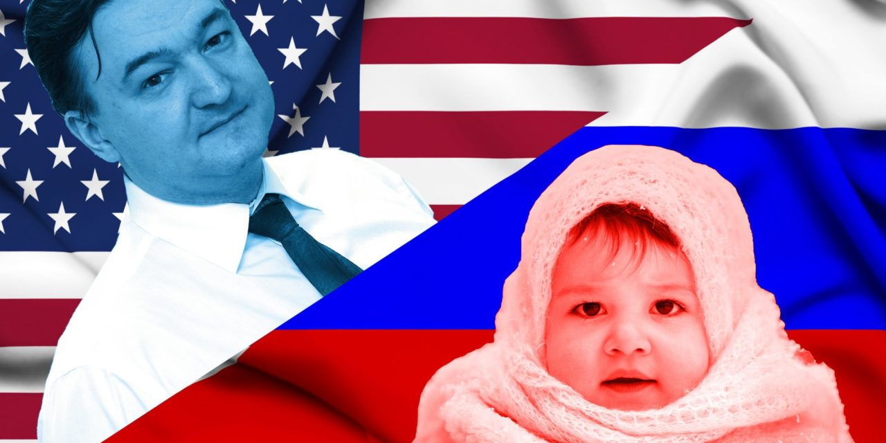 Putins Dirty Game in the United States Congress