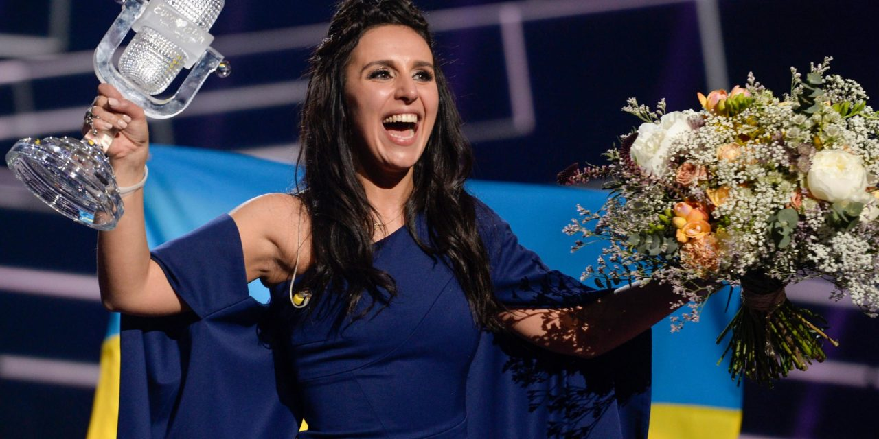 Eurovision 2016: Ukraine's Jamala wins with politically billed 1944