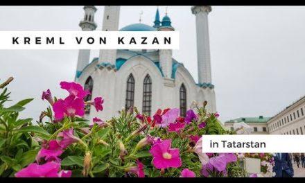 Der Kreml von Kasan – UNESCO Welterbe