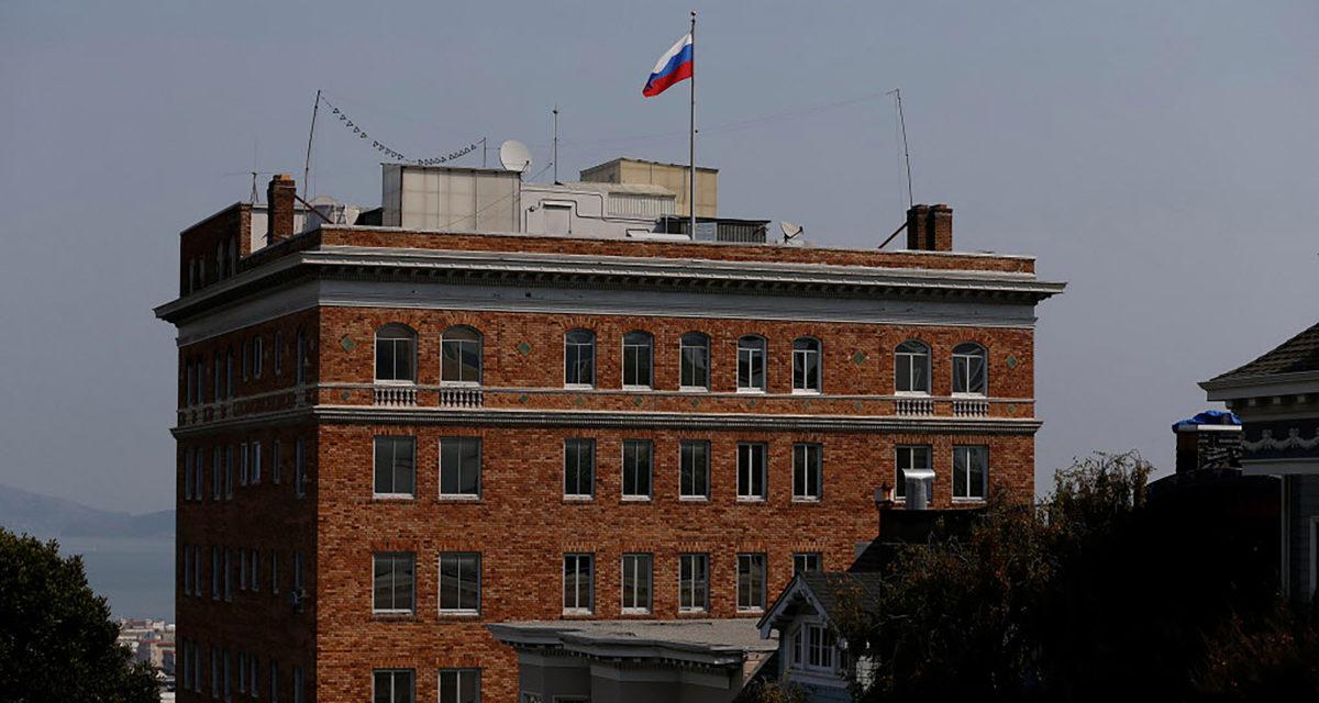 Russia intimidates revenge over United States' burglary' at consular office – New York Post