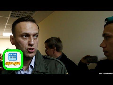 Kremlin adversary navalny punished to 20 days behind bars
