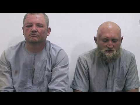 Kremlin Doesn' t Trust Claims Islamic State Captives Are Russians