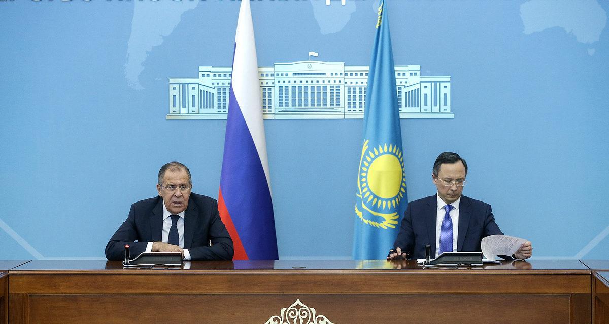 TASS: Business && Economy- (*********************************************************************) commends Russia-Kazakhstan … – TASS