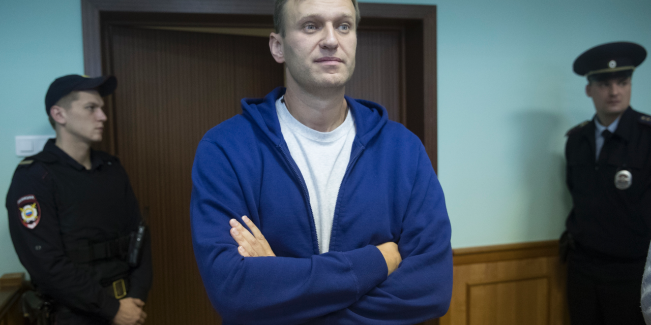 Moscow court supports 20 – day prison term for Navalny – Fox News