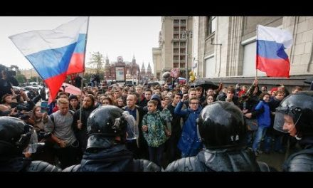Anti Kremlin Protesters Rally Across Russia On Putin's Birthday