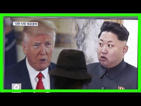 Kremlin requires restriction after trump talk about north korea