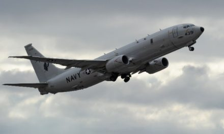 Russian aircraft flies within 20 feet people Navy aircraft