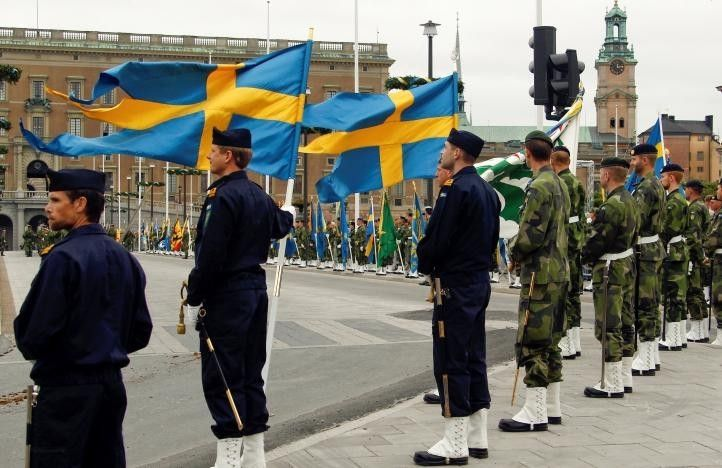 Do you really feel a draft? Sweden revives armed forces conscription