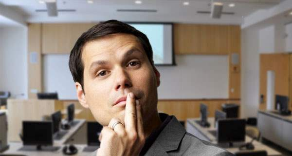 Fringe inanity? Michael Ian Black clarifies why Trump's Poland speech freaked everybody out
