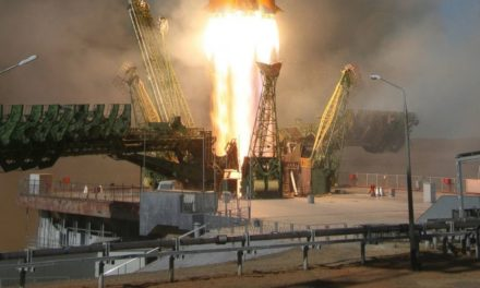 Discarded, unmanned Russian spaceship burns up over Dubai – ABC News