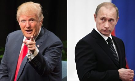 Putin: Trump's most unsafe buddy