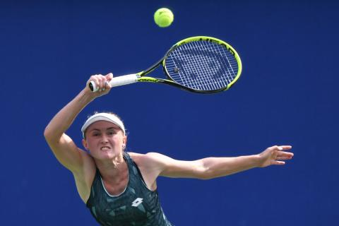 Sasnovich shocks Mladenovic in Moscow – WTA Tennis( blog site)