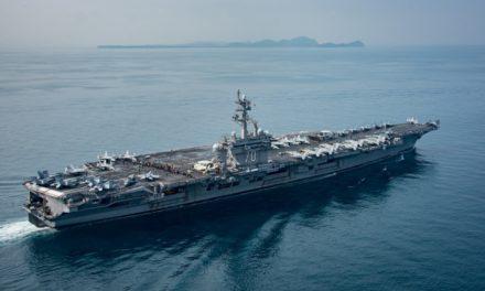 Mockery, temper in South Korea over USS Carl Vinson 'bluffing'