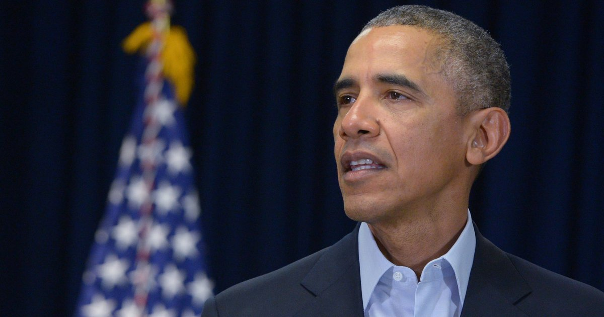 Obama Urges Russia To Stop Bombing 'Moderate' Syrian Rebels