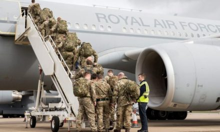 UK soldiers in Estonia to prevent 'Russianhostility' – BBC News