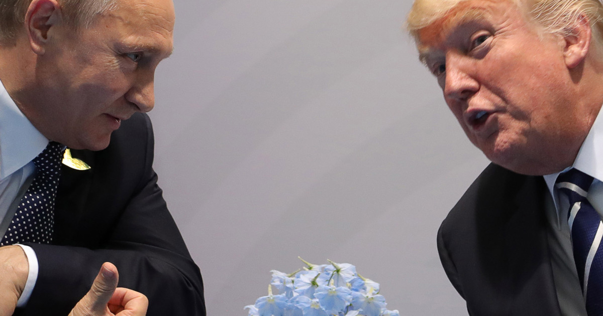 Trump and also Putin' s Strong Connection: Lies – Mother Jones