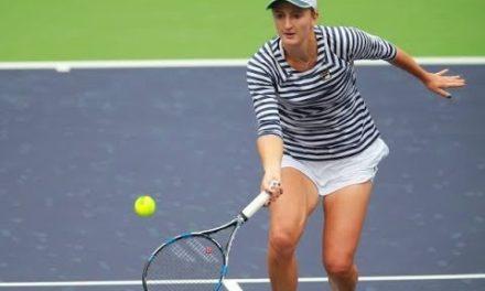 2017 Kremlin Cup Quarterfinals|Irina-CameliaBegu versus Vera Lapko|WTA Highlights