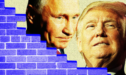 Will Ukraine Build a Wall to Keep Out the Russians?