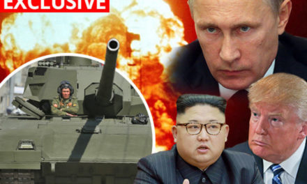 Vladimir Putin will certainly take THIS side if Donald Trump takes United States to battle versus North Korea – Daily Star
