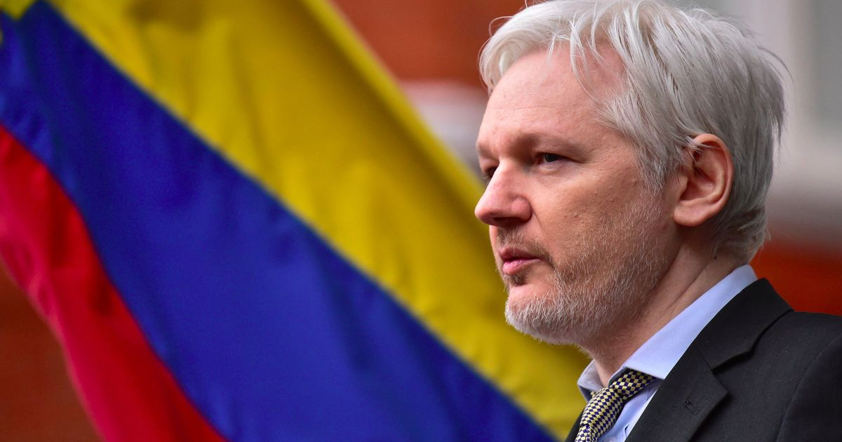 Welcome to Bizarro World, where WikiLeaks is anti-leaks