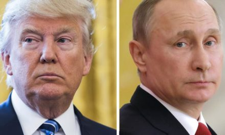 Donald Trump ' s ' unseen area on Russia ' isn ' t vanishing – MSNBC