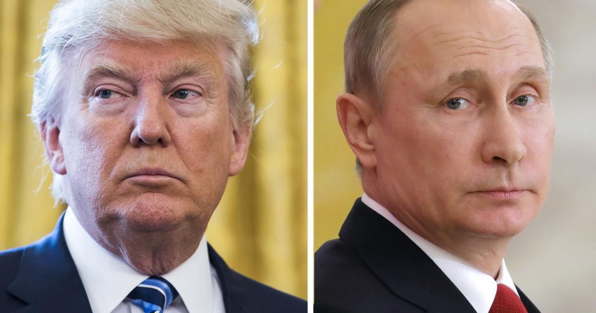 Donald Trump ' s ' unseen area on Russia ' isn ' t vanishing – MSNBC
